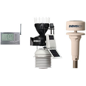 Davis Vantage Pro2 6163 Sonic Ultraschall Windmesser
