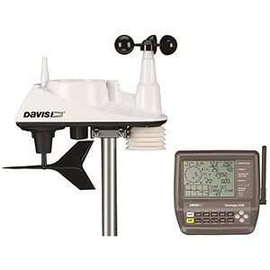 Davis Vantage Vue 6250 inkl. WeatherLink Software 6510SER