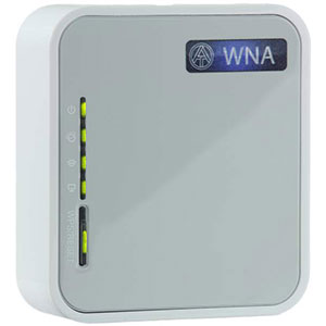 Wireless Router WNA CMI Technische Alternative